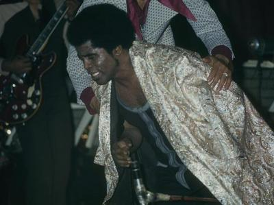 James Brown's daughter sues tailors for daddy's cape