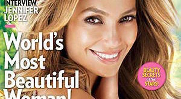 J Lo: People Magazine's Most Beautiful Woman