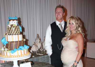 ATL 'Housewife' Kim Zolciak hosts lavish baby shower