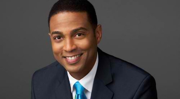 CNN Weekend Anchor Don Lemon: I'm gay, double-minority