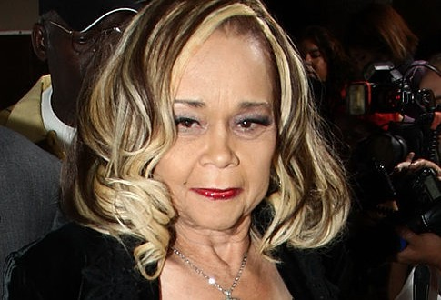 Etta James hospitalized with life-threatening infection