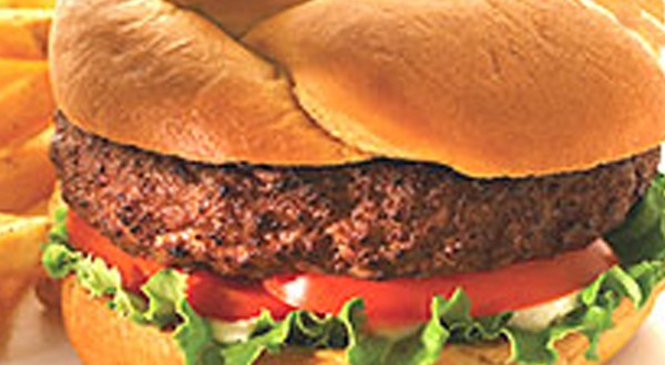 7 lower-calorie fast food chain burgers