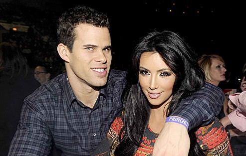 Kim Kardashian engaged to 'baller' Kris Humphries