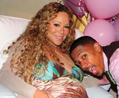 Vision of Love: Carey, Cannon proud parents of twins!
