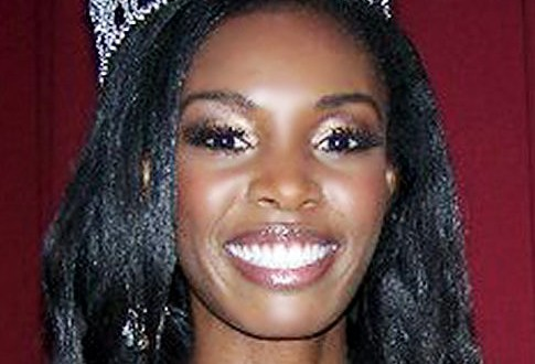 Beauty queen's crown tarnished after identity theft charge
