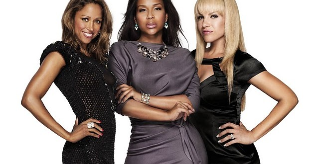 Stacey Dash, LisaRaye McCoy clash on set of new show