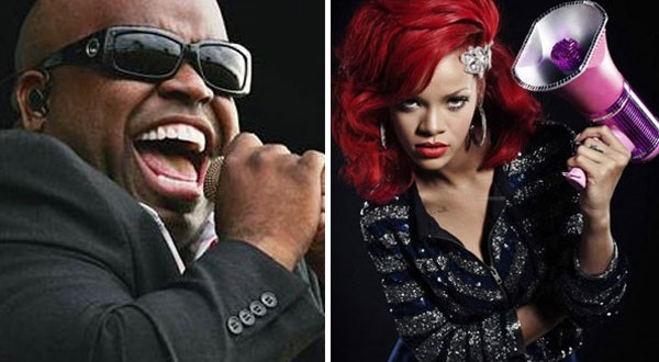 Cee Lo Green drops out of Rhianna's 'Loud Tour 2011'