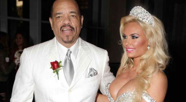 Ice-T, Coco renew vows on 10th wedding anniversary