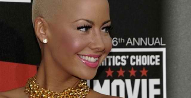 Amber Rose says she cried after personal porn shots 'leaked'