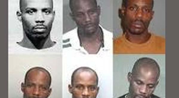 DMX's prison release delayed after failed drug test