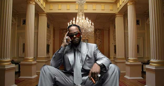 R Kelly's Chicago mansion facing foreclosure