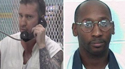 2 condemened men in infamous murders executed on same day