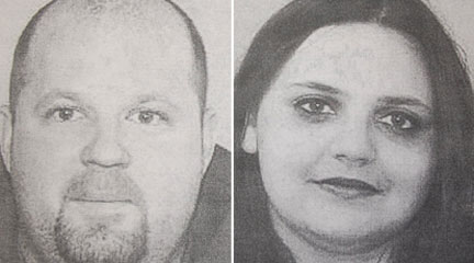 Police: Couple puts 7-year-old in diaper, locks in coffin