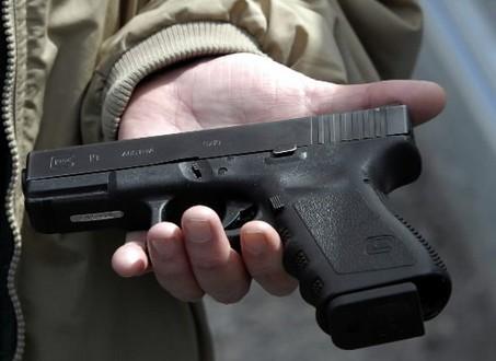 Trick-or-treater, 9, pulls 9 MM handgun on neighbor