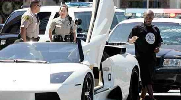 Jermaine Dupri 'so-so sued' after Lamborghini repo'ed