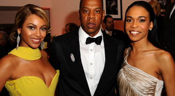 Michelle defends not tweeting congrats for 'Baby Blue'