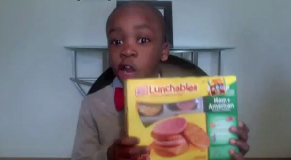 Too cute: Kid comedian says parents are lazy!