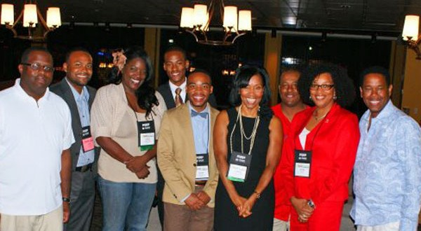 Kickin' things off at NABJ 2012 convention in New Orleans