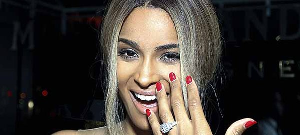 Ciara celebrates engagement, birthday with Houston fans at Hotel Derek