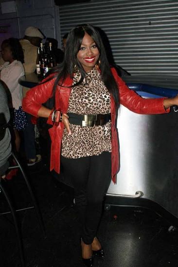 """Queensley Felix of OWN's """"Houston Beauty"""""""