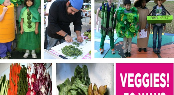 VegOut! Houstonians challenged to eat 30 different vegetables in 30 days during National Nutrition Month