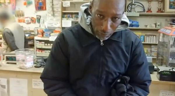 HEARTWARMING:  Good Samaritan gives homeless man $1000 lotto ticket