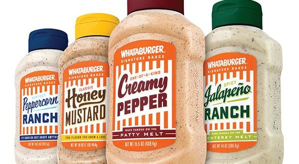 Whataburger introduces signature sauces and original mayo at H-E-B