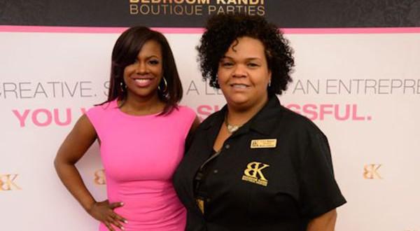 Houston Area Woman Awarded By Kandi Burruss For Bedroom Kandi   News With  Attitude