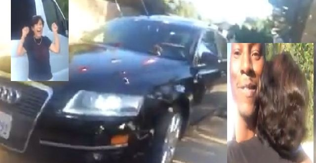 Awww Video! Tyrese surprises nanny with brand new wheels!