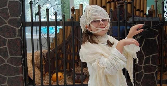 Monstrous mayhem for Halloween at Children's Museum of Houston