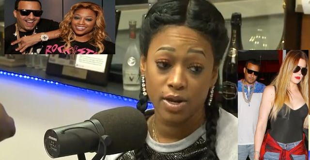 Trina talks about Love, Life and the 'French Montana thing'