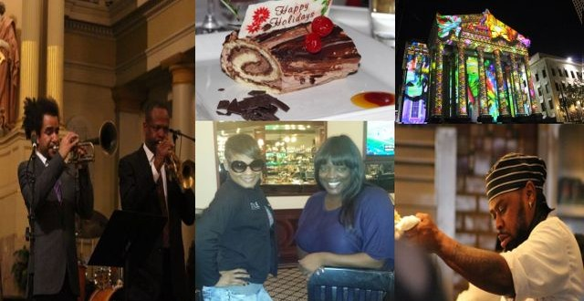 Black Girl Bucket List:  Food, fun and the fine folks of New Orleans!