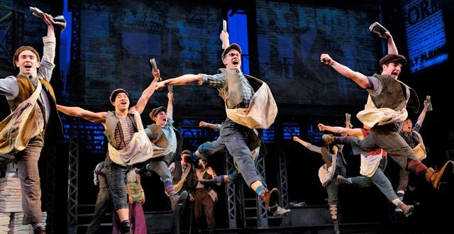 Tickets go on sale for Disney's NEWSIES at Hobby Center