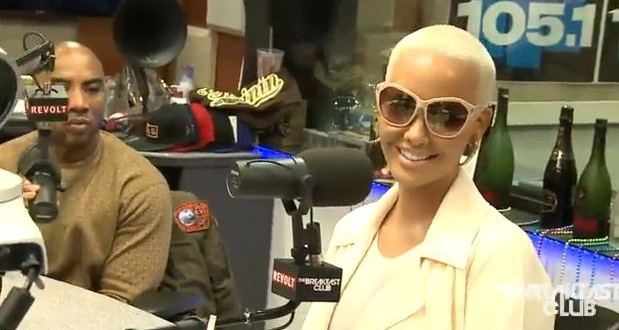 Amber Rose talks love, Wiz and moving on with Breakfast Club