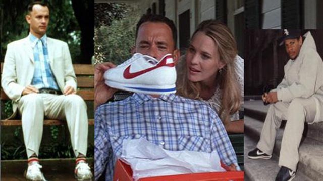 premium selection 8c3bf 2d755 Classic Cortez Nike worn by 'Forrest Gump' and 'Eazy-E ...