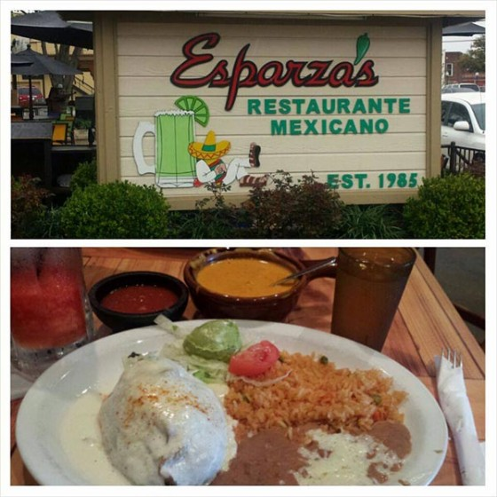 @NewsWitAttitude: I'm a true Southern girl who loves my Tex Mex spicy & my margaritas just right!  Yes @EsparzasTEXAS @VisitGrapevine