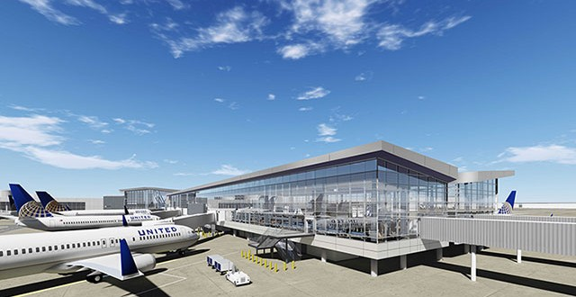 United Airlines, Houston Airport System break ground on all-new Terminal C at Bush IAH