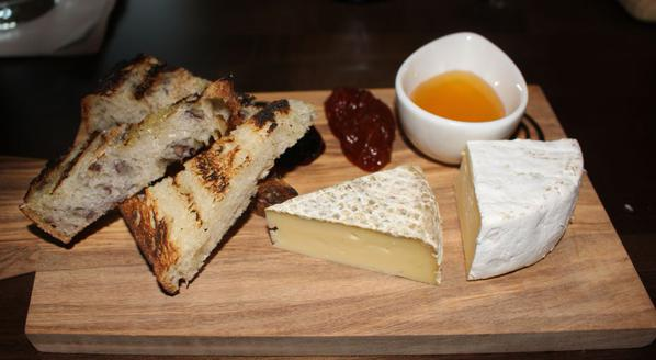 @NewsWitAttitude: Cheese & bread never tasted so good & yes we added wine! What an appetizing way 2 start! #Saltwood @Loews_Hotels ATL