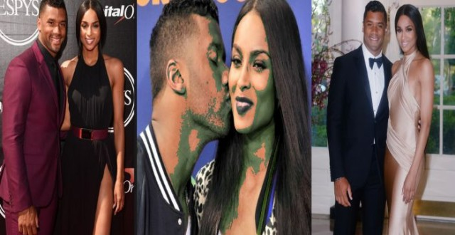 Russell Wilson, Ciara 'gush' over each other in Rolling Stone interview
