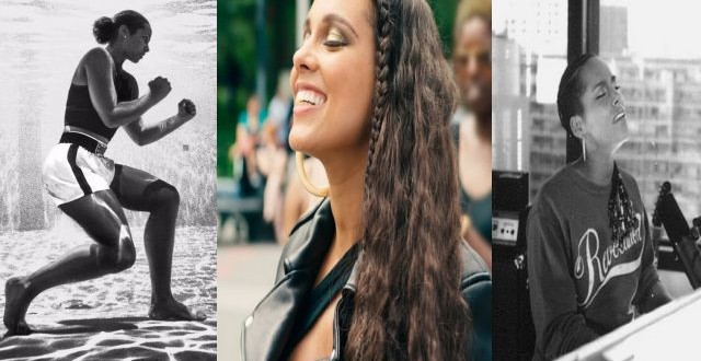 """Alicia Keys has """"A Revelation"""" and opens up about sexuality, hiding self"""