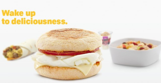 Are you lovin' it? McDonald's to begin all-day breakfast menu in October