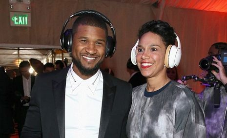 Sneaky, sneaky! Usher marries longtime girlfriend Grace Miguel