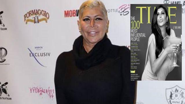 VH1's 'beloved mob wife' Big Ang dies at 55