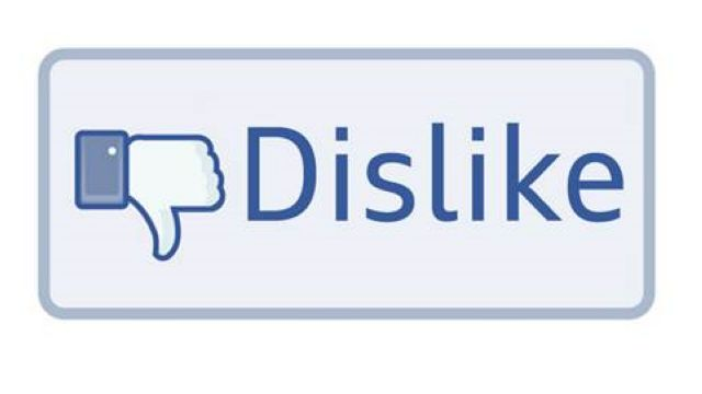 """Facebook implements new """"Dislike"""" button…sort of"""