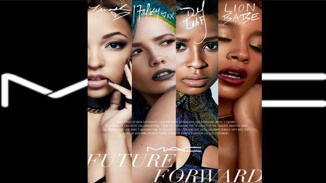 Future Forward: Meet the new faces of MAC Cosmetics!