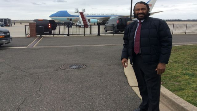 Congressman Al Green Travels to Cuba on Official Presidential Trip