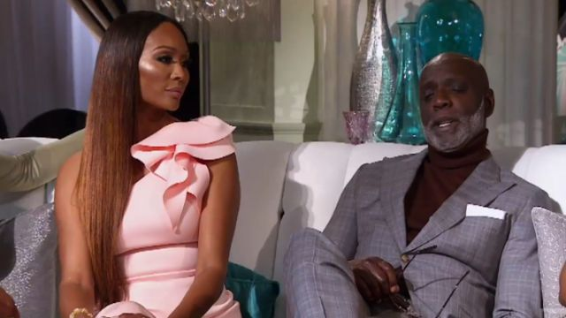 Is it the beginning of the end for RHOA's Peter and Cynthia?