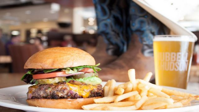 FREE FOOD ALERT: Show your rodeo ticket, get a free 'Cowboy Burger' at Hubbell & Hudson Kitchen