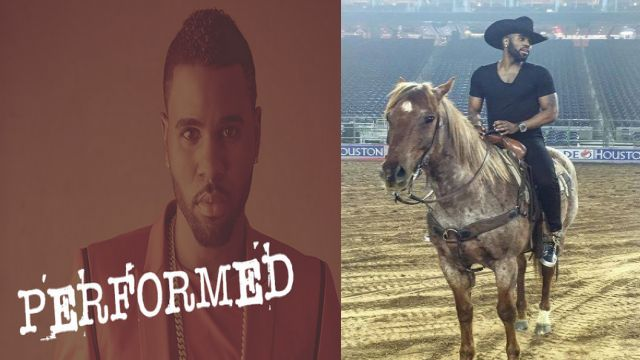 Jason Derulo not the biggest hit with Black audience at Houston Livestock Show and Rodeo