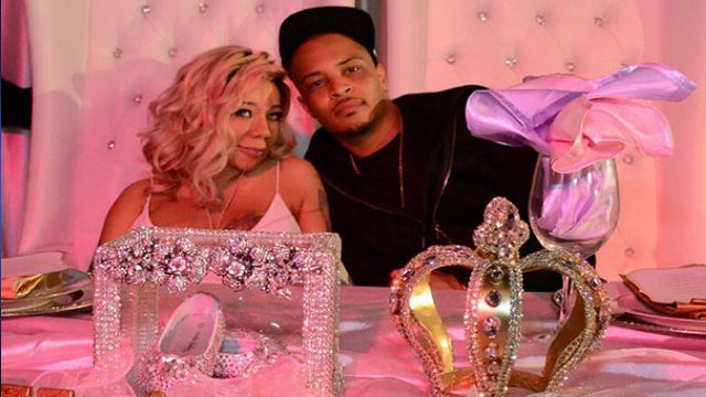 T.I. and Tiny welcome baby girl:  Hello '#Lucky7'